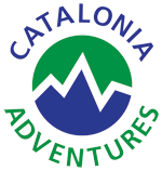 Catalonia Adventures Mobile Retina Logo