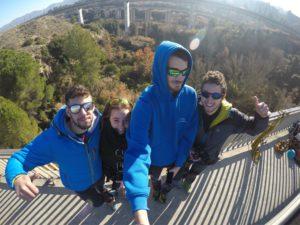 salt de pont grup